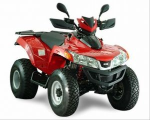 SYM Quadlander 260cc, Nicki motors, Milos, island, rent, motorbike, motorcycle, atvs, scooter